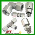 Hydraulic Metric Compression Pipe Fittings